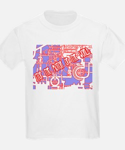 Stop the motor of the world. T-Shirt