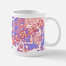Stop the motor of the world. Mug