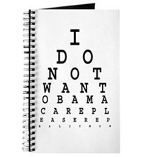 Obamacare eye test. Journal