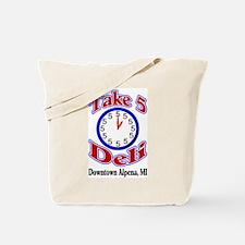 Take 5 Deli Tote Bag
