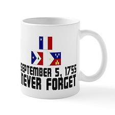Never Forget w Flags Mug