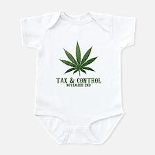 Tax Control Infant Bodysuit
