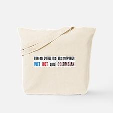 Unique Colombian Tote Bag