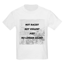 No longer silent. T-Shirt