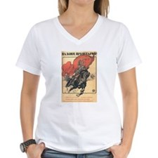 """Red Horseman"" Shirt"