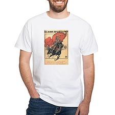 """""""Red Horseman"""" Shirt"""