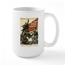 """Red Flag"" Mug"