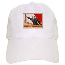 """A spectre is haunting Europe"" Baseball Cap"