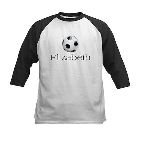 Elizabeth Soccer Kids Baseball Jersey