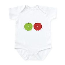Two Happy Apples Infant Bodysuit