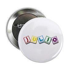 """Julio 2.25"""" Button"""