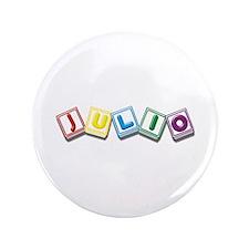"""Julio 3.5"""" Button"""