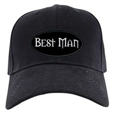 Best Man Rocker Morph Baseball Cap