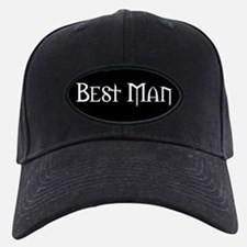 Best Man Rocker Morph Baseball Hat