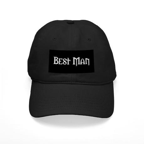 Best Man Rocker Morph Black Cap