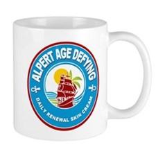 Alpert Age Defying LOST Small Mug