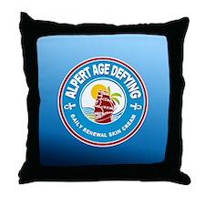 Alpert Age Defying LOST Throw Pillow