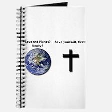 Cute Environment jesus Journal