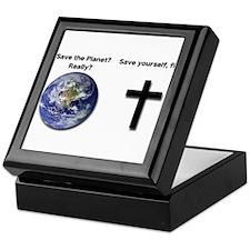 Unique Environment jesus Keepsake Box