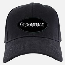 Groomsman Rocker Morph Baseball Hat