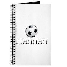 Hannah Soccer Journal
