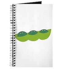 Happy peas Journal