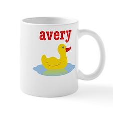 Avery's rubber ducky Mug