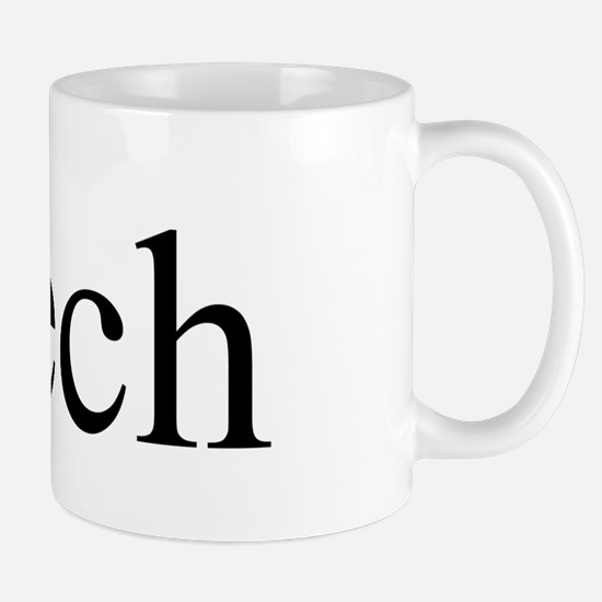 #tech Mug