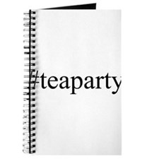 #teaparty Journal