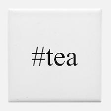#tea Tile Coaster