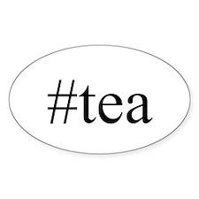 #tea Decal