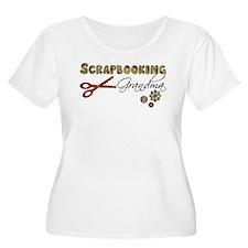 Scrapbooking Grandma T-Shirt