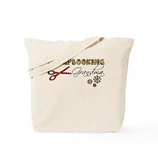 Scrapbooking Grandma Tote Bag