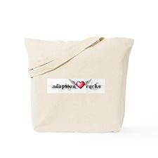 Adoption Rocks! Tote Bag