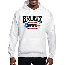 Bronx Puerto Rican Hoodie