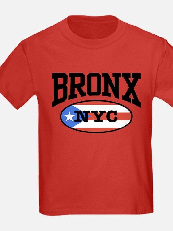 Bronx Puerto Rican T