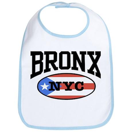 Bronx Puerto Rican Bib