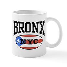 Bronx Puerto Rican Mug