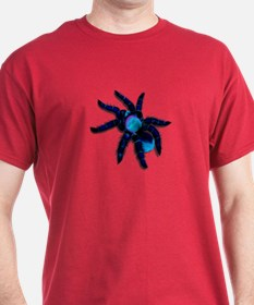 Big, Blue Tarantula T-Shirt