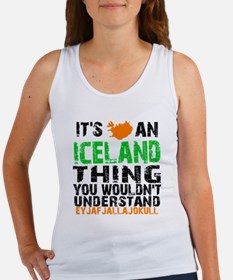 Iceland Thing Women's Tank Top