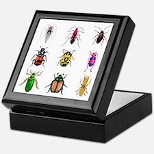 Bugs Keepsake Box