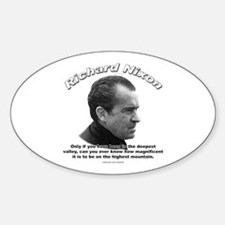 Richard Nixon 01 Oval Decal
