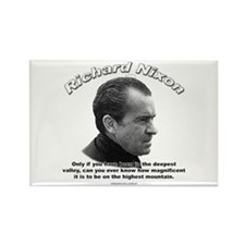 Richard Nixon 01 Rectangle Magnet