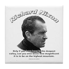 Richard Nixon 01 Tile Coaster