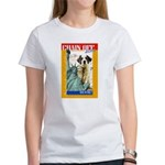 Chain Off 2010: St. Bernard Women's T-Shirt