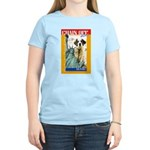 Chain Off 2010: St. Bernard Women's Light T-Shirt