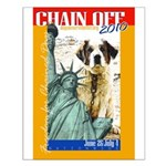 Chain Off 2010: St. Bernard Small Poster
