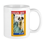 Chain Off 2010: St. Bernard Mug