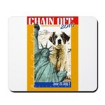 Chain Off 2010: St. Bernard Mousepad