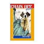 Chain Off 2010: St. Bernard Mini Poster Print